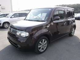 NISSAN / CUBE CHASSIS # Z12-0876 year 2010