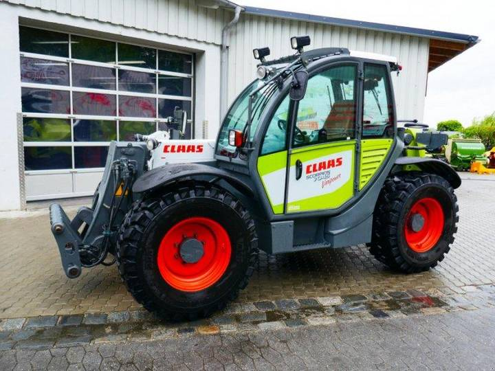 Claas Scorpion 7045 40km/h Varipower Plus - 2008