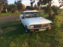 2002 Nissan 1400 For Sale R25,000