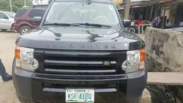 FidelCarz Very clean Used and registered LR3 2006 Up 4 Grab