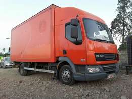 Daf lorry