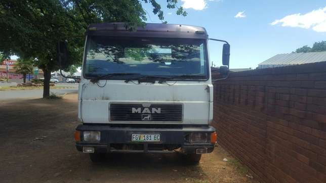 Man truck for sale Aliwal North - image 6