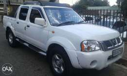 Nissan wolf double cab
