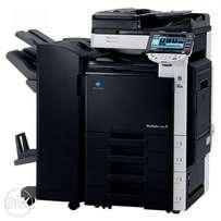 Newly arrived heavy duty Konica Minolta Bizhub C220 photocopier