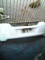 Toyota yaris T3 spirit hatch back 2009/2011 original rear bumper