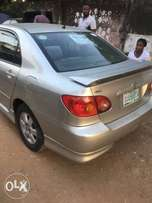 2003 Reg used Toyota Corolla Sport For sale 1.350k