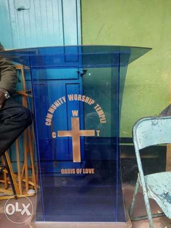 We build/design church pulpits and all types of glass works Kariobangi North - image 2