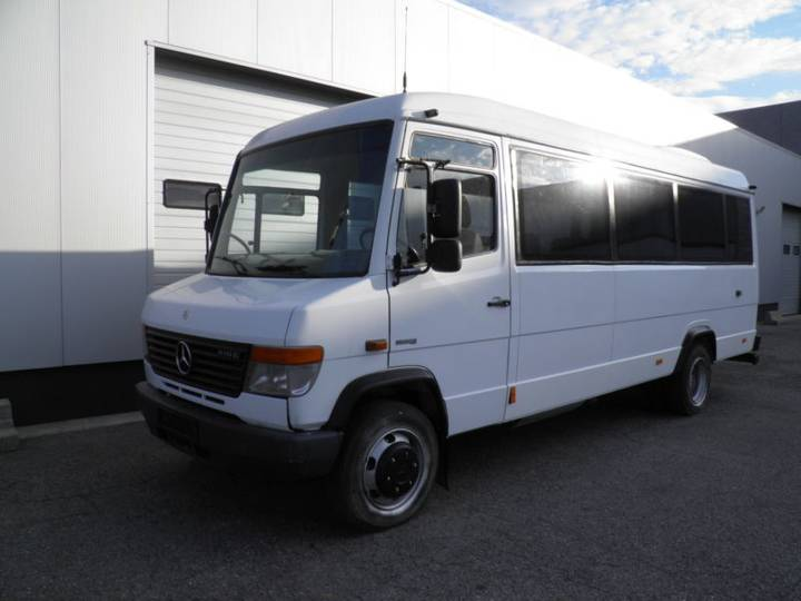 Mercedes-Benz 816D 16 places - 2008