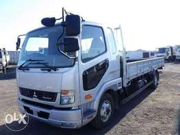 Mitsubishi FUSO 5T Manual 6-Speed Gear Box, Diesel Ready for import