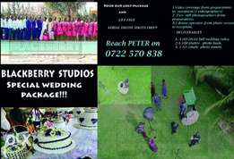 Professional video production, weddings, events etc