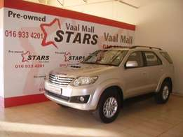 2013 Toyota Fortuner III 2.5 D4D VNT raised body AT