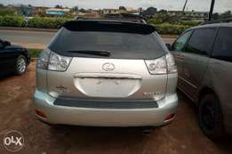 Lexus RX350 08 super clean full option accident free tinkan very clean