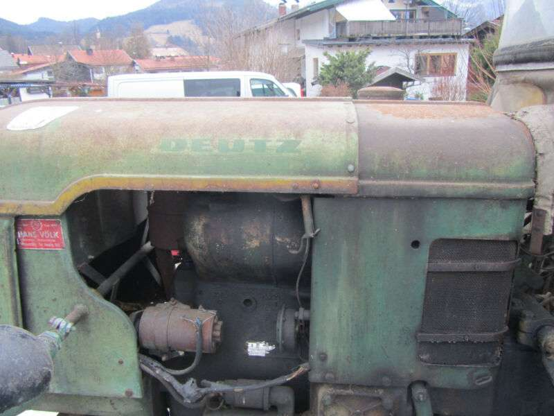 Deutz-fahr F 2 L 612/5 Motor 2 Zylinder 712 Originalzustand - 1959 - image 15