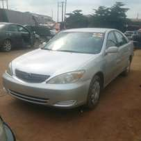 Tokunbo Toyota camry 03