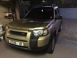 2005 Freelander TD4 HSE Manual