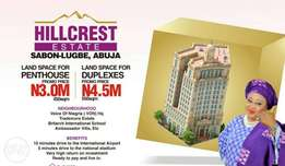 Grow Your Wealth By Investing Inhill Crest Estate, Sabon-lugbe, Abuja