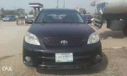 Toyota Matrix 2003 model first body 4 sale