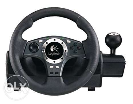 Gaming Wheel PC and PS Westlands - image 5