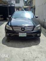 Clean black benz for sale