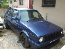 two vw golf need to sell urgent