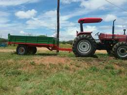 New 5 ton farm tip trailers for sale R59950.00