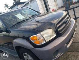 Toyota Sequoia 2003 (Tokunbo) Located at V.I