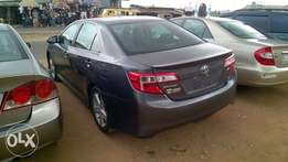 Very Clean Tokunbo Toyota Camry 2013