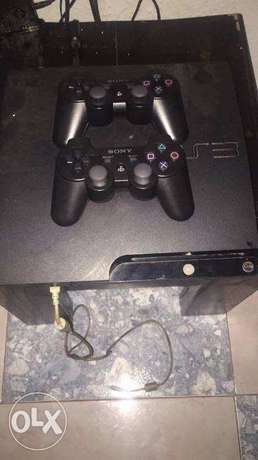 PS3 500Gb with 6 installed games Lekki - image 2