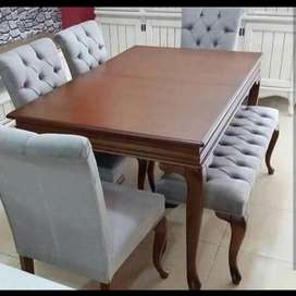 Dinning Table With Bench