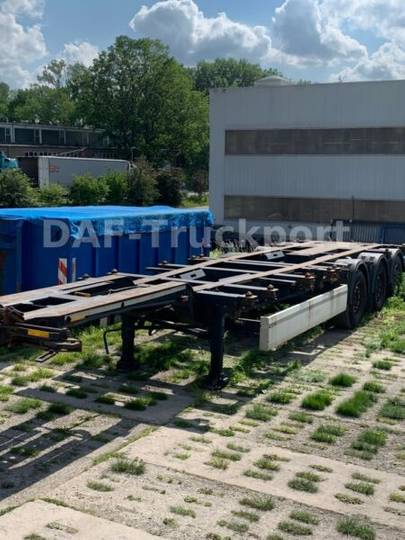Krone SANH F.ATL 20/40 Container Gestell 44 FT - 2007