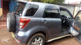 Awell maintained toyota rush ,just buy and drive ,fuel economical,4wd