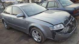 Audi A4 ALT breaking for spares