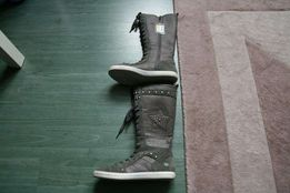 Buty Adidas Terrex 36 Nowe Damskie Młodzieżowe Biegi OCR