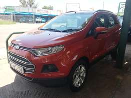 Ford Ecosport 1.0 Ecoboost Trend 2013