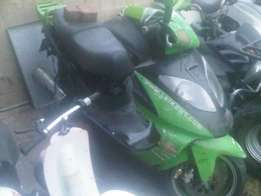 150cc scooter needs attention, sold as is R1500 at clives bikes