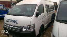 Clean Registered China Hiace Hummer Bus 06