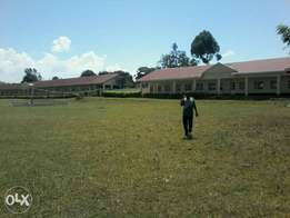 School institution on 12 acres for sale along Nakuru-Nairobi highway