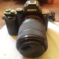 Sony a7 Mirrorless Digital Camera - excellent condition