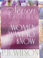 Seven Secret Women Want to Know