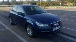 2013 Audi A 1 Sport 6 Speed For Sale