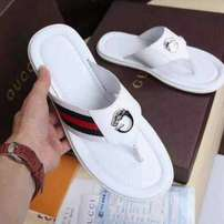 White gucci pam