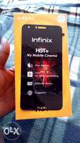 infinix hot 5 new phone with receipt