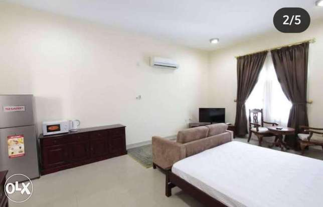 Fully Furnished Studio Apartment Near Qatar Univercirty !