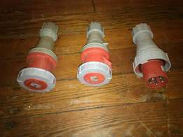 Three Phase Plugs for sale