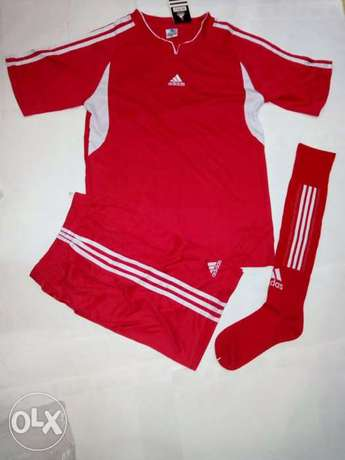 adidas football uniforms (jersey+shorts+socks) Nairobi CBD - image 3