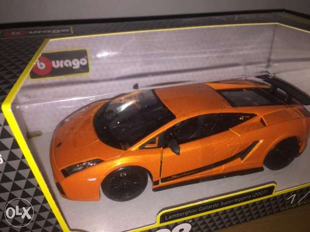 diecast 1/24 collection car