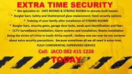 Security Services and Installation