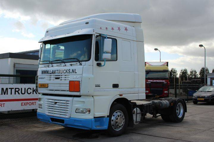 DAF XF 430 MANUAL EURO 3 - 2003