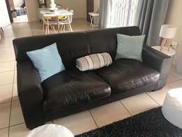 Couch Kariba 2 seater Leather Corricraft