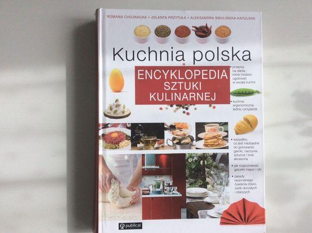 Duża Kuchnia Polska Encyklopedia Sztuki Kulinarnej Gdynia